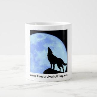 The Wolf Pack Coffee Mug II Jumbo Mugs