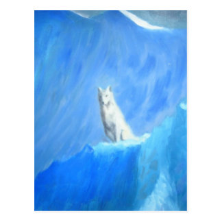 The Wolf Postcard