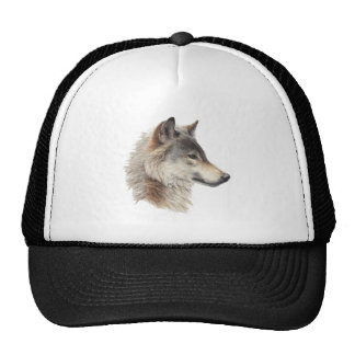 the WOLF pride Trucker Hats