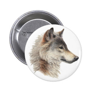 the WOLF pride Pinback Button