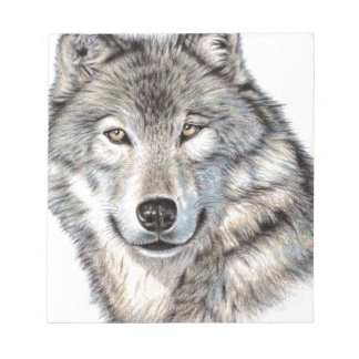The wolf - The wolf Notepad