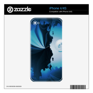 The Wolf Within.jpg Decals For iPhone 4S