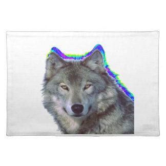 THE WOLFS WAY CLOTH PLACEMAT