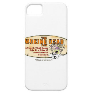 The wolking dead fun caricature check the spelling case for iPhone 5/5S