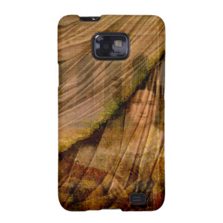 The Woman Behind the Curtain Samsung Galaxy S2 Case