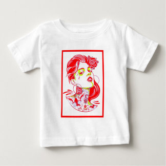 THE WOMAN FLOATING BABY T-Shirt