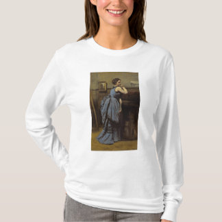 The Woman in Blue, 1874 T-Shirt