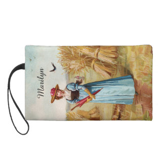 The Woman in the Wheat Field Accessory Bag