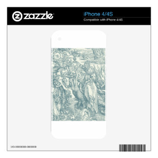 The Woman of Abomination: Durer Skins For The iPhone 4S