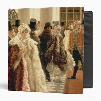 The Woman of Fashion , 1883-5 Binder