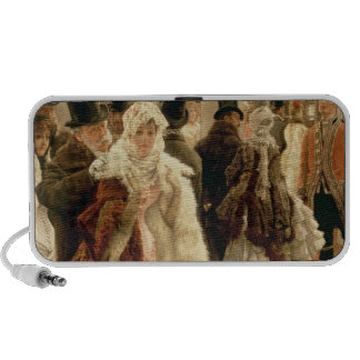 The Woman of Fashion , 1883-5 Portable Speakers