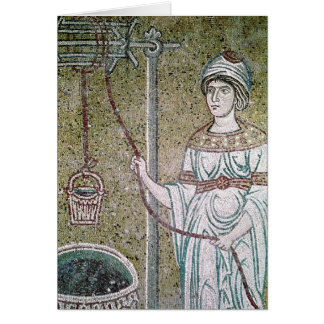 The Woman of Samaria Card
