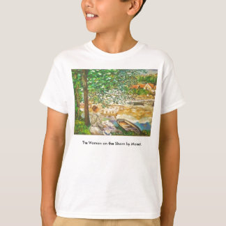 The Woman on the Shore T-Shirt