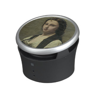 The Woman with the Pearl, c.1842 Bluetooth Speaker