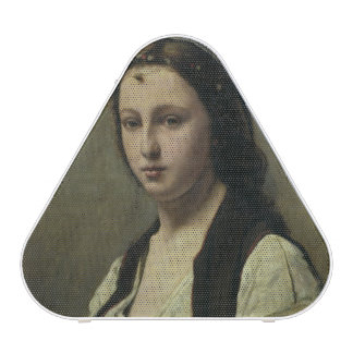 The Woman with the Pearl, c.1842 Speaker