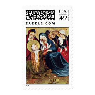 The Women At The Cross By Meister Francke Best Qu Postage