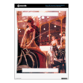 The women in the cars by James Tissot Xbox 360 Decal