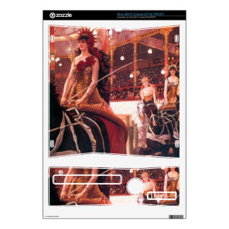 The women in the cars by James Tissot Xbox 360 S Skin