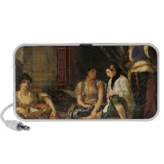 The Women of Algiers in their Apartment, 1834 Speakers