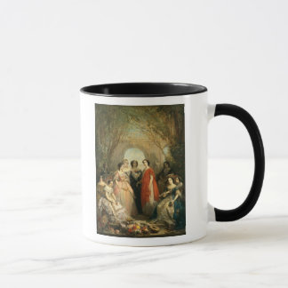 The Women of the Comedie Francaise Mug