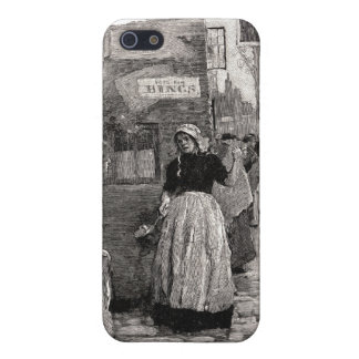 The Women Ran Into The Streets Case For iPhone SE/5/5s