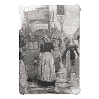 The Women Ran Into The Streets iPad Mini Cover