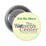 The Women's Center Button