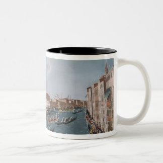 The Women's Regatta on the Grand Canal, Venice Mug
