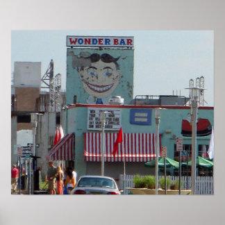 The Wonder Bar / Tillie, Asbury Park, nj Poster