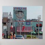 The Wonder Bar / Tillie, Asbury Park, nj Print