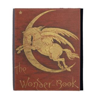 The Wonder Book 1884 iPad Folio Cases