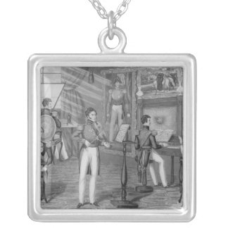 The Wonder of Windsor Silver Plated Necklace