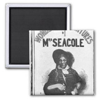 The Wonderful Adventures of Mrs Seacole' Magnet