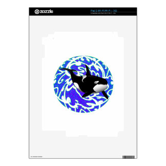 THE WONDERFUL SIGHT DECAL FOR iPad 2