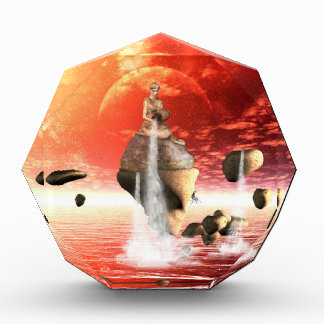 The wonderful sunset award