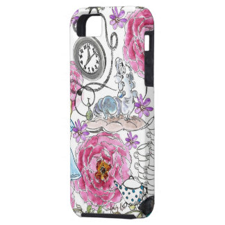 The Wonderful Watercolor iPhone Case iPhone 5 Cases