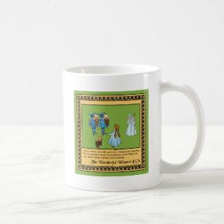 The Wonderful Wizard of Oz Coffee Mug