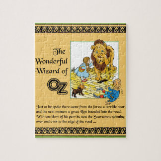 The Wonderful Wizard of Oz Jigsaw Puzzle