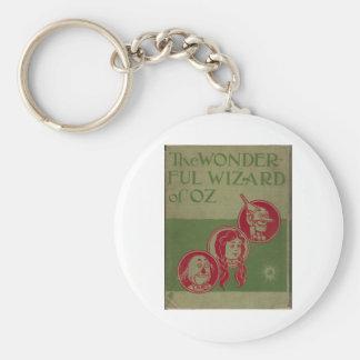 The Wonderful Wizard Of Oz Keychain