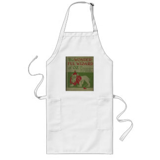 The Wonderful Wizard Of Oz Long Apron