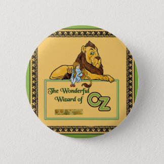 The Wonderful Wizard of Oz Pinback Button