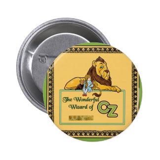 The Wonderful Wizard of Oz Pinback Button