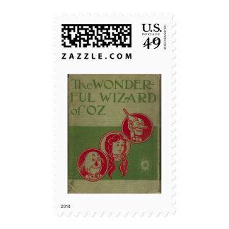 The Wonderful Wizard Of Oz Stamp