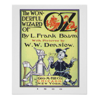 The Wonderful Wizard of Oz Posters