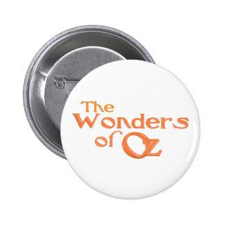 The Wonders of Oz Pin