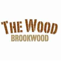 brookwood, broncos, high school, football, the wood, Photo Sculpture with custom graphic design