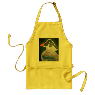 The Wood Duck Adult Apron