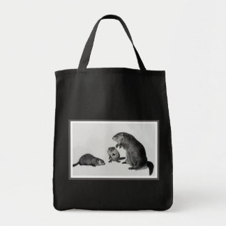 The Woodchuck Tote Bag