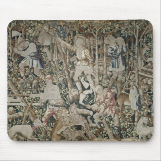 The Woodcutters, Tournai Workshop Mouse Pad