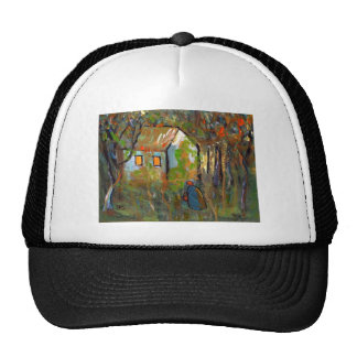 THE WOODCUTTERS WIFE TRUCKER HAT